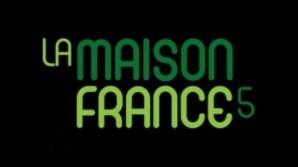 8- LOGO LA MAISON FRANCE 5