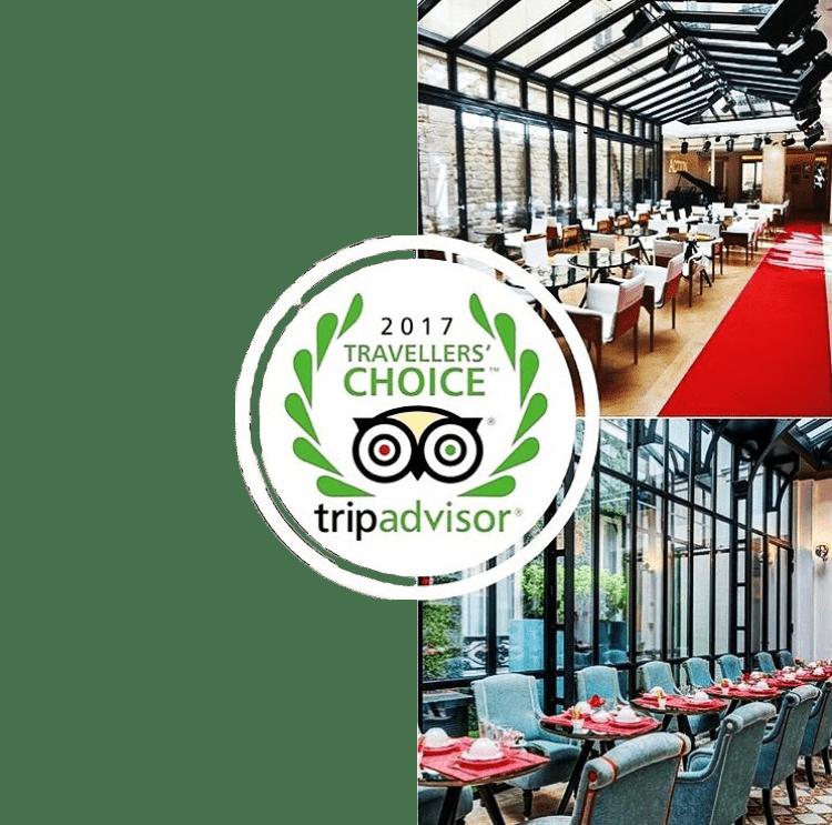 Tripadvisor-travellers choice-2017
