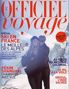 L_Officiel_voyage Presse