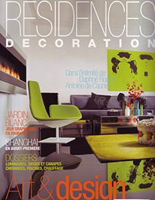 Residences-Decoration Presse
