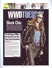 WWD-Tuesday Presse