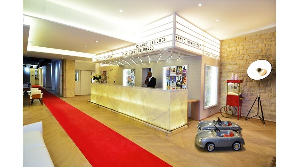 reception Accueil