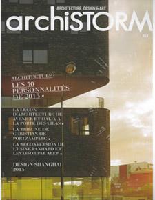 ARCHISTORM Presse