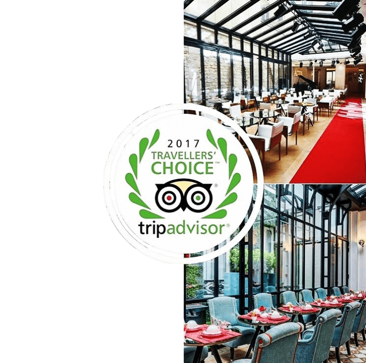Tripadvisor-travellers-choice-2017 Récompenses